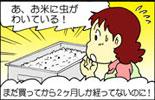 米通販 コクゾウムシ